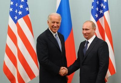 Ρωσία: Πιθανώς τον Ιούνιο η σύνοδος κορυφής Biden – Putin
