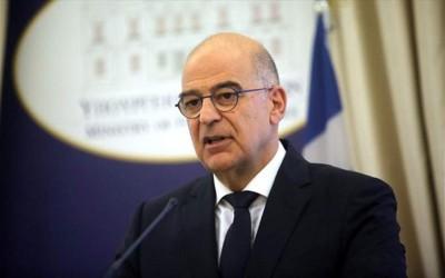 Οι εξελίξεις στην Ανατολική Μεσόγειο στο επίκεντρο της συνάντησης του Ν. Δένδια με τον ΥΠΕΞ της Μάλτας στις 7/9