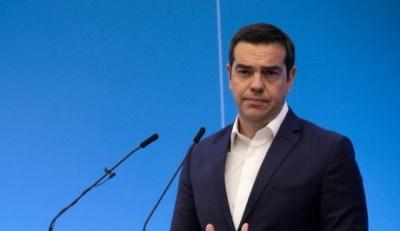 Τσίπρας: Θλιβερή μέρα το κλείσιμο του Βρετανικού Κοινοβουλίου