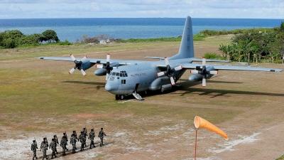 Φιλιππίνες: Στους 45 οι νεκροί της αεροπορικής τραγωδίας με το C - 130