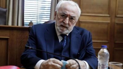 Κατάθεση Καλογρίτσα - ΝΔ: Κακός σύμβουλος, ο πανικός - ΣΥΡΙΖΑ: Η επιτροπή εξελίσσεται σε φιάσκο και παρωδία