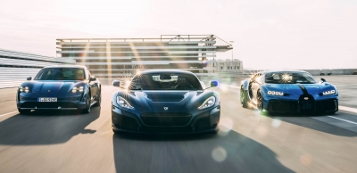 Bugatti Rimac LCC: To τέλος του W16, η αρχή για την ηλεκτρική Bugatti!
