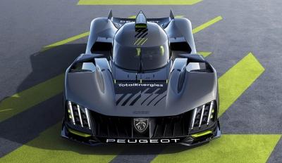 Επίσημα το Peugeot 9X8 Le Mans Hypercar
