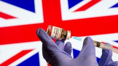 Μ. Βρετανία: Τρίτη δόση εμβολίου σε όλους άνω των 50 ετών το φθινόπωρο