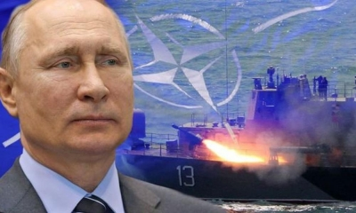 Putin: Ανησυχούμε από την αύξηση παρουσίας του ΝΑΤΟ κοντά στα ρωσικά σύνορα