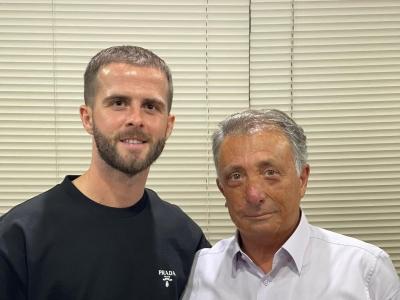 Στην Μπεσίκτας και επίσημα ο Πιάνιτς ως δανεικός από την Μπαρτσελόνα!