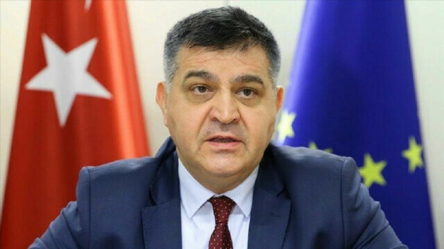 Kaymakci (Τουρκία): Θέλουμε καλύτερες και στενότερες σχέσεις με την ΕΕ - Βελτίωση της συμφωνίας για το προσφυγικό