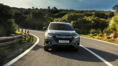 To επόμενο Honda HR-V θα είναι από εξηλεκτρισμένο έως ηλεκτρικό!