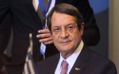 Κύπρος: Για τις Βρυξέλλες αναχωρεί ο πρόεδρος Αναστασιάδης