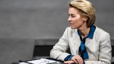 Von der Leyen: Θα υπάρξουν και στο μέλλον εμπόδια και προβλήματα στην παραγωγή εμβολίων