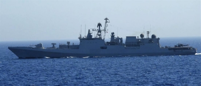 Συνεκπαίδευση μονάδων του Πολεμικού Ναυτικού Ελλάδας και Ινδίας