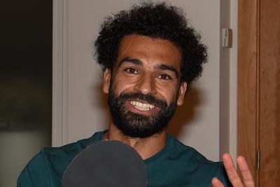 Λίβερπουλ: Πρωταθλητής και στο… πινγκ πονγκ ο Σαλάχ (video)