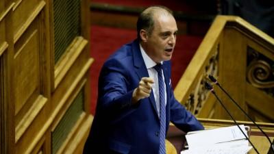 Βελόπουλος: Η κυβέρνηση καλλιέργησε το κλίμα διχασμού εν όψει Πολυτεχνείου