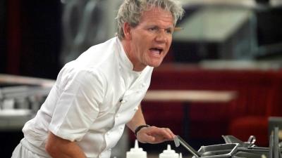 Στην Κρήτη ο πασίγνωστος σεφ Gordon Ramsay - Γυρίσματα για την τηλεοπτική του εκπομπή
