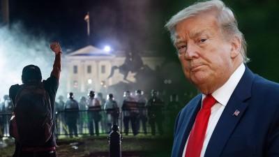 Αυτό είναι το υπόγειο καταφύγιο στον Λευκό Οίκο που φυγαδεύτηκε ο Trump - Μπορεί να αντέξει πυρηνική καταστροφή