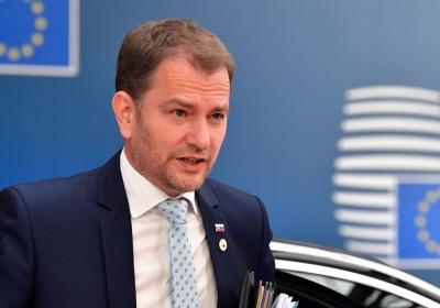 Σλοβακία: Παραιτήθηκε ο πρωθυπουργός - Εντολή σχηματισμού κυβέρνησης στον υπουργό Οικονομικών