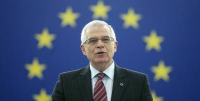 Μεγάλη ανησυχία στην ΕΕ για τη ρωσική κινητικότητα στα σύνορα με την Ουκρανία