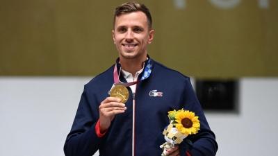 Ολυμπιακοί Αγώνες: «Χρυσός» Κικαμπουά, ισοφάρισε το Ολυμπιακό ρεκόρ του 2012 στη σκοποβολή!