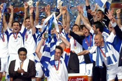 EURO 2004: Αξέχαστη βραδιά. Αλήθεια, εσείς τι κάνατε εκείνη τη στιγμή;