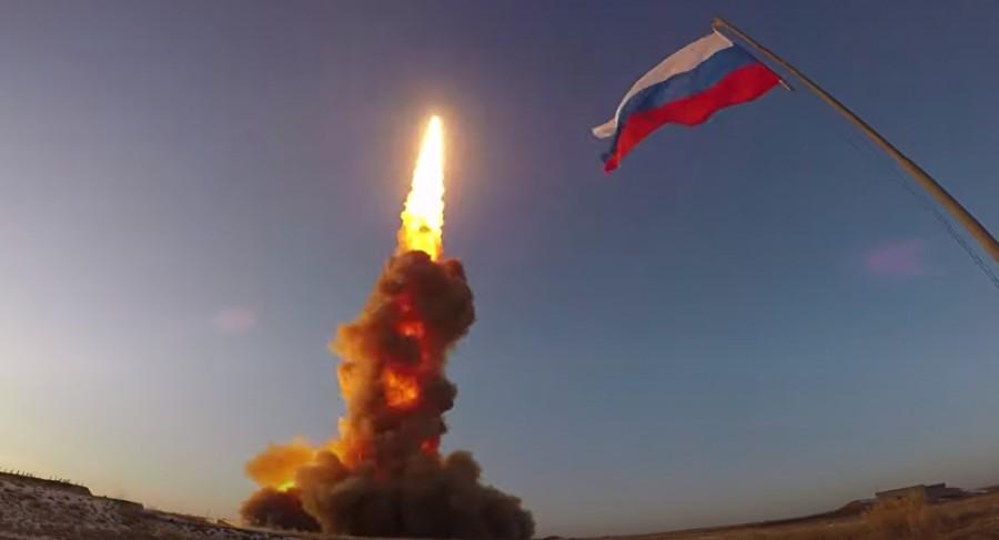 Ο ρωσικός στρατός προχώρησε στη δοκιμή ενός νέου αντιβαλλιστικού πυραύλου