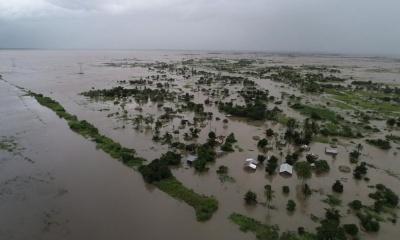 Σε απελπιστική κατάσταση η Μοζαμβίκη μετά το πέρασμα του κυκλώνα