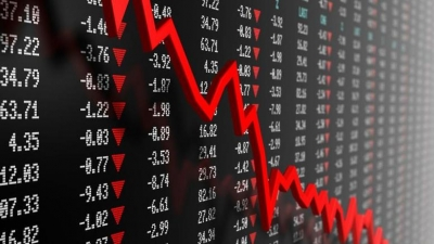 Τριγμοί στις αγορές, αργή η ανάκαμψη - O DAX στο -2,4%, τα futures της Wall -1,2%