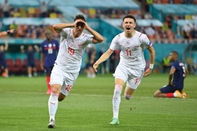 Γαλλία – Ελβετία 3-3: Ο Γκαβράνοβιτς βάζει «φωτιά» στο ματς! (video)