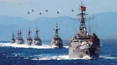 Νέες NAVTEX από την Τουρκία για ασκήσεις από 27 έως 29 Οκτωβρίου στο Καστελόριζο κόντρα στο... ΝΑΤΟ - Διάβημα της Αθήνας στην Άγκυρα