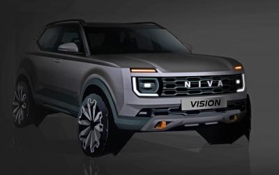 Το ολοκαίνουργιο Lada Niva έρχεται το 2024!