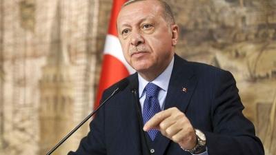Τα βέλη Erdogan κατά των ΗΠΑ