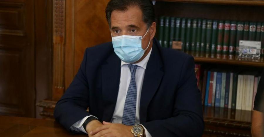 Άδωνις Γεωργιάδης: Ο ΣΥΡΙΖΑ κάνει εκστρατεία με βρισιές κατά του πρωθυπουργού