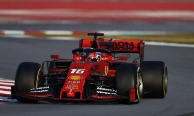 F1: Ιδανικό 1 - 2 για τη Ferrari στο Μπαχρέιν και παρθενική pole position για Leclerc