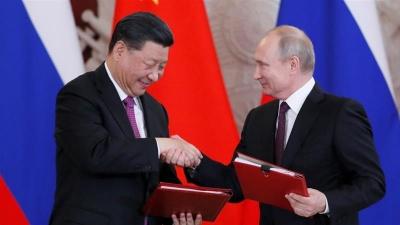 Ο Putin επαινεί τις επιτυχίες της Κίνας στην αντιμετώπιση του κορωνοϊού