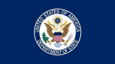 State Department: Δεν αποδεχόμαστε οποιοδήποτε σενάριο κατοχής των S - 400 από την Τουρκία