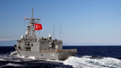 Τουρκία: Σύλληψη 4 ατόμων για κατασκοπεία στο Πολεμικό Ναυτικό - Διέρρευσαν μυστικές πληροφορίες