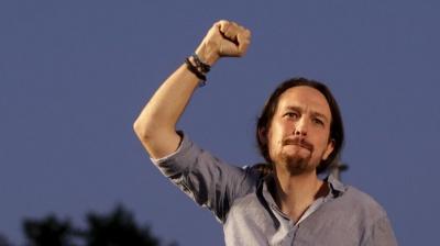 Μήνυμα Iglesias στον Τσίπρα: Δεν πήραμε το Μανχάταν αλλά ήσουν άξιος και γενναίος. Δύναμη Αλέξη!