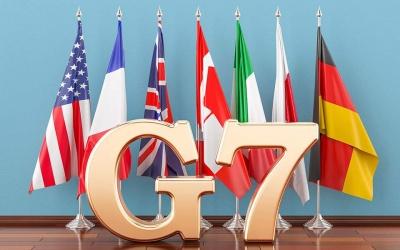 Οι ΥΠΟΙΚ των G7 συζήτησαν τις οικονομικές επιπτώσεις της πανδημίας του κορωνοϊού