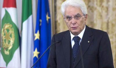 Ο Ιταλός πρόεδρος ζητά ρεαλιστικές προτάσεις από τα κόμματα πριν από τις εκλογές