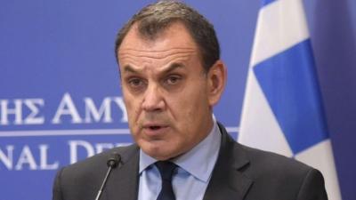 Παναγιωτόπουλος (ΥΕΘΑ): Προτεραιότητα η προστασία της ΕΕ και των πολιτών της από εξωτερικές απειλές