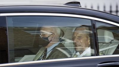 Εξιτήριο έλαβε ο Πρίγκιπας Φίλιππος έπειτα από μακρά νοσηλεία