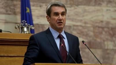 Λοβέρδος: Δεκανίκι στο ΣΥΡΙΖΑ της πτώσης δεν πρόκειται να γίνουμε