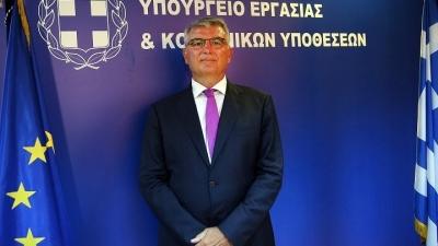 Τσακλόγλου (υφ. Εργασίας): Αμετάβλητα τα όρια ηλικίας συνταξιοδότησης και για το 2021