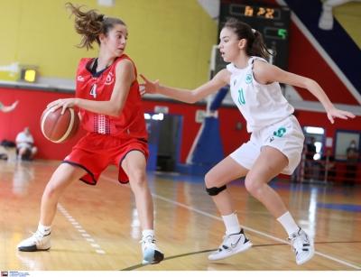Τρομερό triple double από τη 14χρονη Βασιλική Χωλόπουλου στο Πανελλήνιο Κορασίδων μπάσκετ!