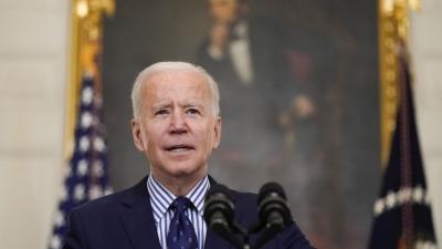 ΗΠΑ: Ο Joe Biden και η Πρώτη Κυρία θα κάνουν τρίτη αναμνηστική δόση του εμβολίου