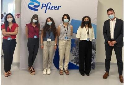Κέντρο Ψηφιακής Καινοτομίας της Pfizer: Έναρξη του Rotational Graduate Program
