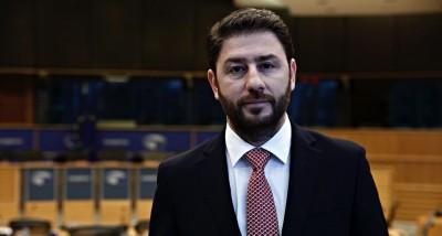 Ανδρουλάκης: Ντροπή για το Ευρωπαϊκό Κοινοβούλιο η ομιλία Λαγού