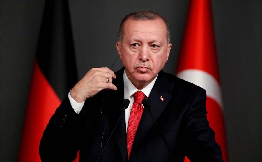 Erdogan: Ανεπιθύμητοι οι πρέσβεις Γαλλίας, Γερμανίας και ΗΠΑ – Πρέπει να απελαθούν από την Τουρκία, επέδειξαν απρέπεια