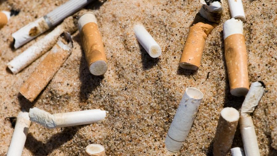 Τριάντα δισεκατομμύρια γόπες τσιγάρων απορρίπτονται κάθε χρόνο στην Ελλάδα