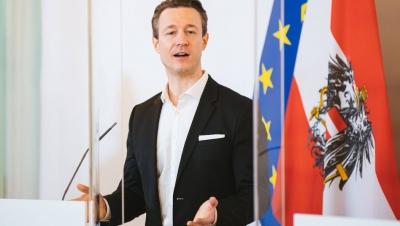 Blümel (ΥΠΟΙΚ Αυστρίας): Δεν εγκρίνουμε τη χαλάρωση των κανόνων για το χρέος – Έκκληση για «συμμαχία» δημοσιονομικής υπευθυνότητας