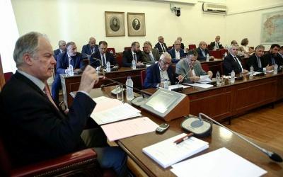 Οι επιλογές της διάσκεψης των προέδρων της Βουλής για το αξίωμα του προέδρου του ΣτΕ